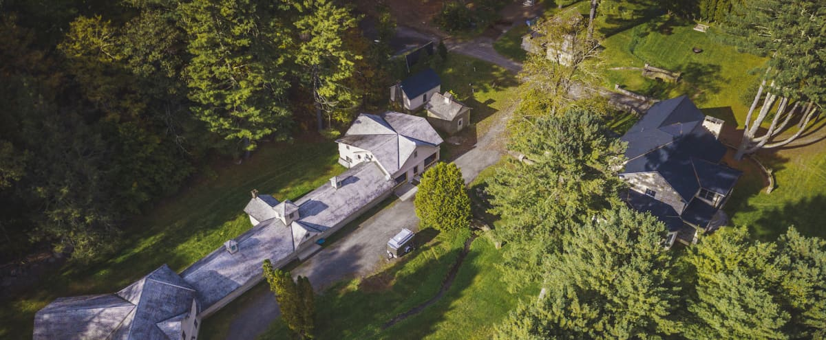 62-acre luxury estate property surrounded by a forest in the Hudson Valley in Wawarsing Hero Image in undefined, Wawarsing, NY
