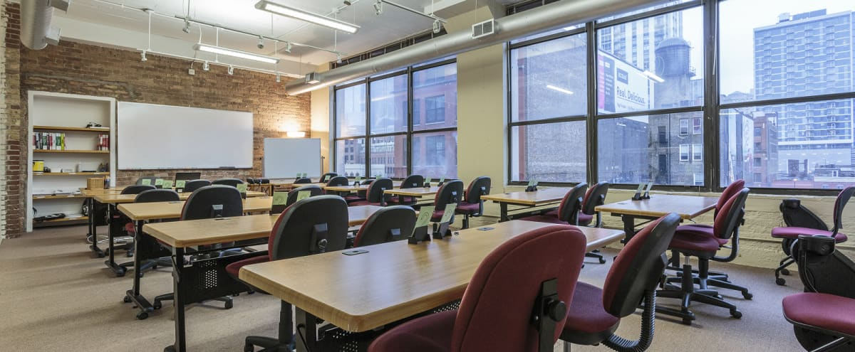 Film Shoot / Classroom Space in Chicago's River North Area in Chicago Hero Image in River North, Chicago, IL