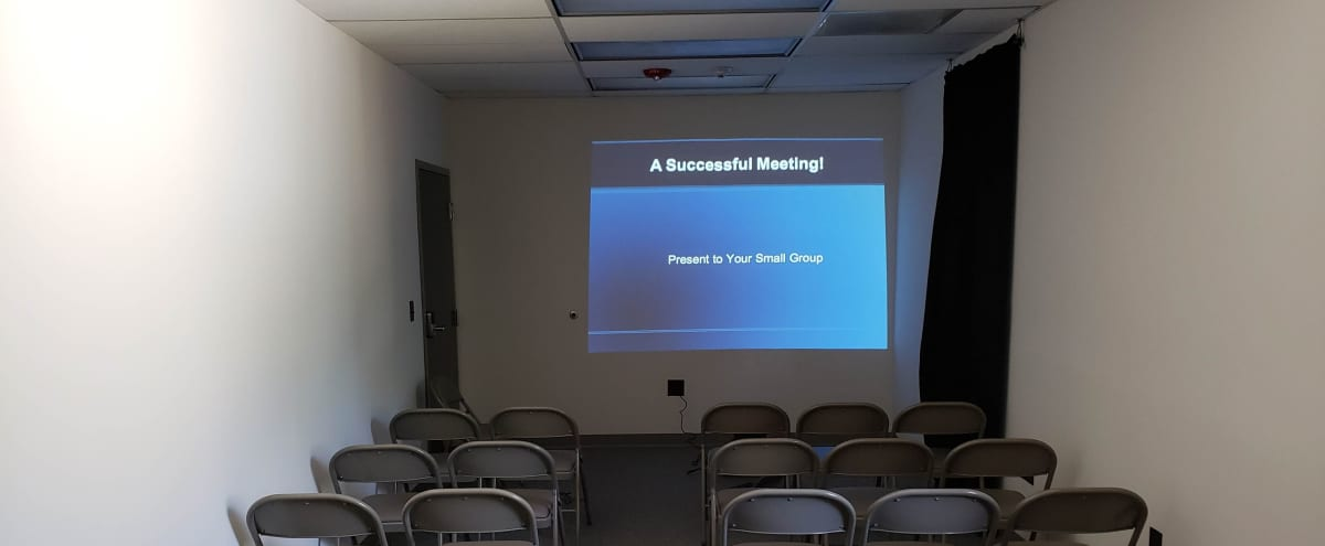 Creative Meeting and Conference Off-Site Space in Atlanta Hero Image in Gwinnett Village, Atlanta, GA