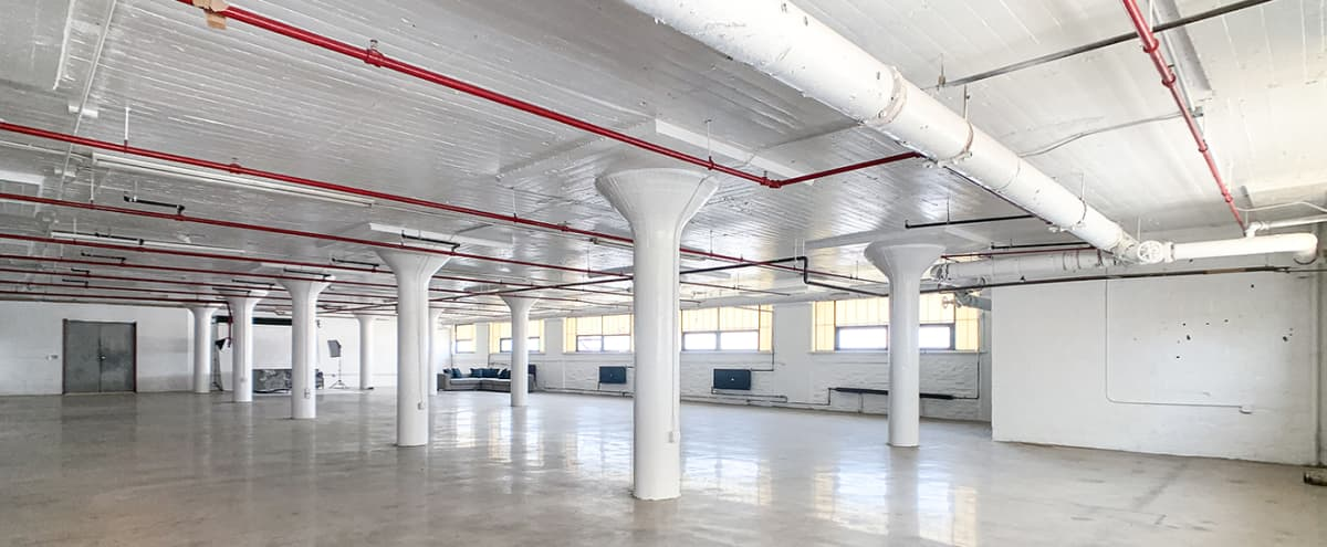 The Brooklyn Navy Yard 5,000' Loft! in Brooklyn Hero Image in Brooklyn Navy Yard, Brooklyn, NY