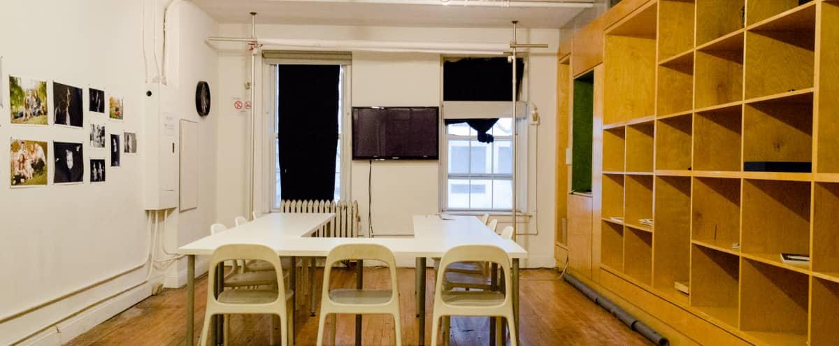 Midtown East - Classroom, meeting room, office. in New York Hero Image in Midtown, New York, NY