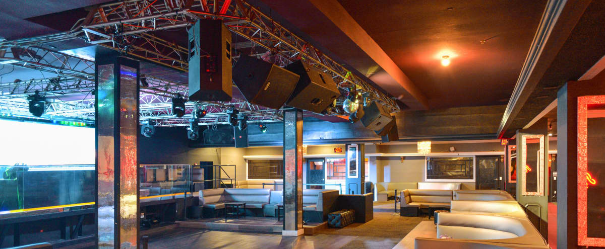 Spacious Nightclub Lounge Venue Space in Koreatown in Los Angeles Hero Image in Central LA, Los Angeles, CA