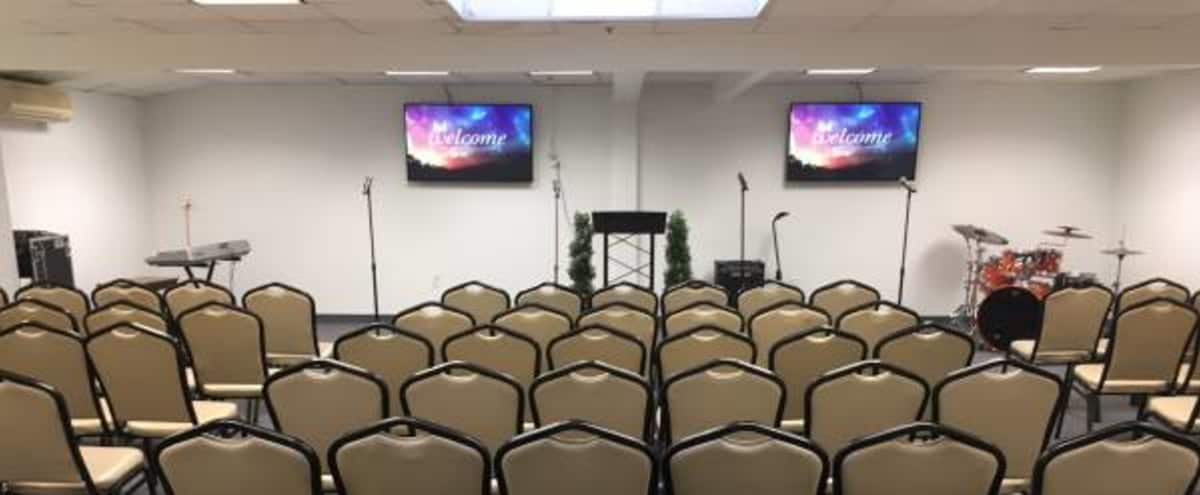 Large Meeting Space | Equipped with A/V in Brockton Hero Image in undefined, Brockton, MA