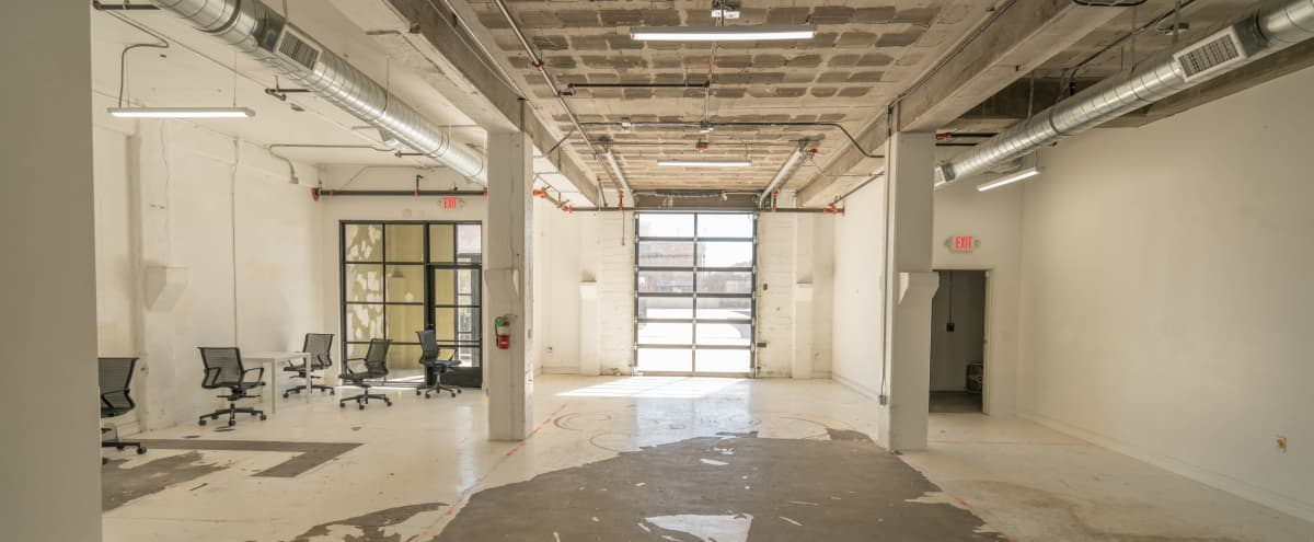 Natural Light, Raw Warehouse Space for Film or Photography (Suite 100) in Los Angeles Hero Image in Central LA, Los Angeles, CA