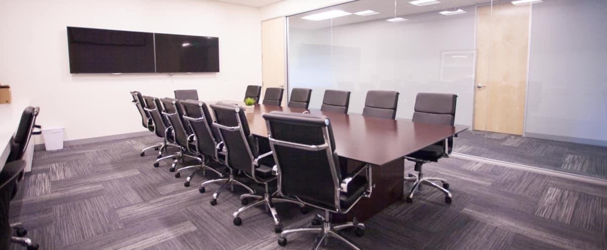 High-Tech Boardroom near Santa Clara Convention Center in Santa Clara Hero Image in undefined, Santa Clara, CA