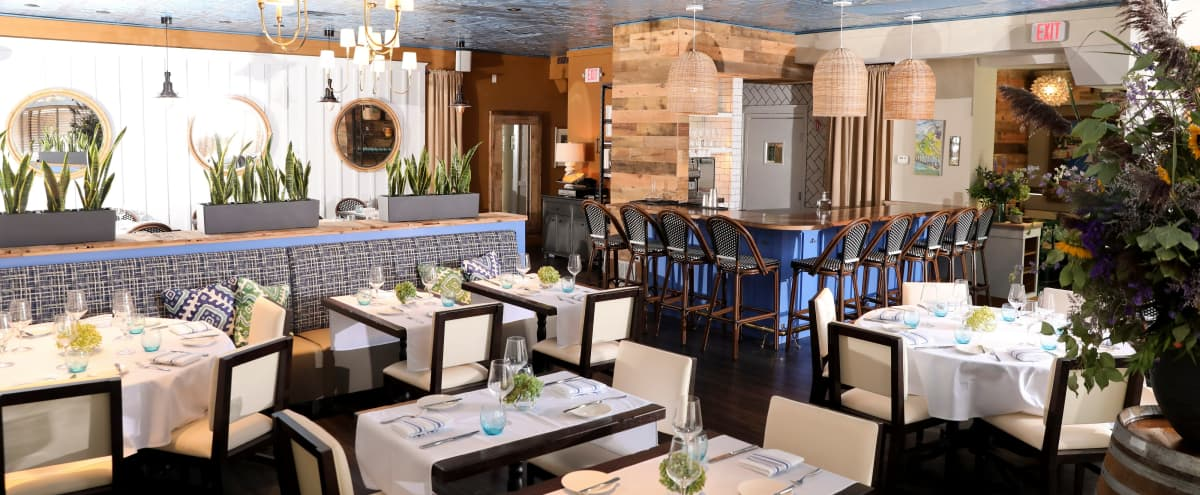 Beautifully Decorated French Mediterranean Restaurant in South Orange Hero Image in undefined, South Orange, NJ