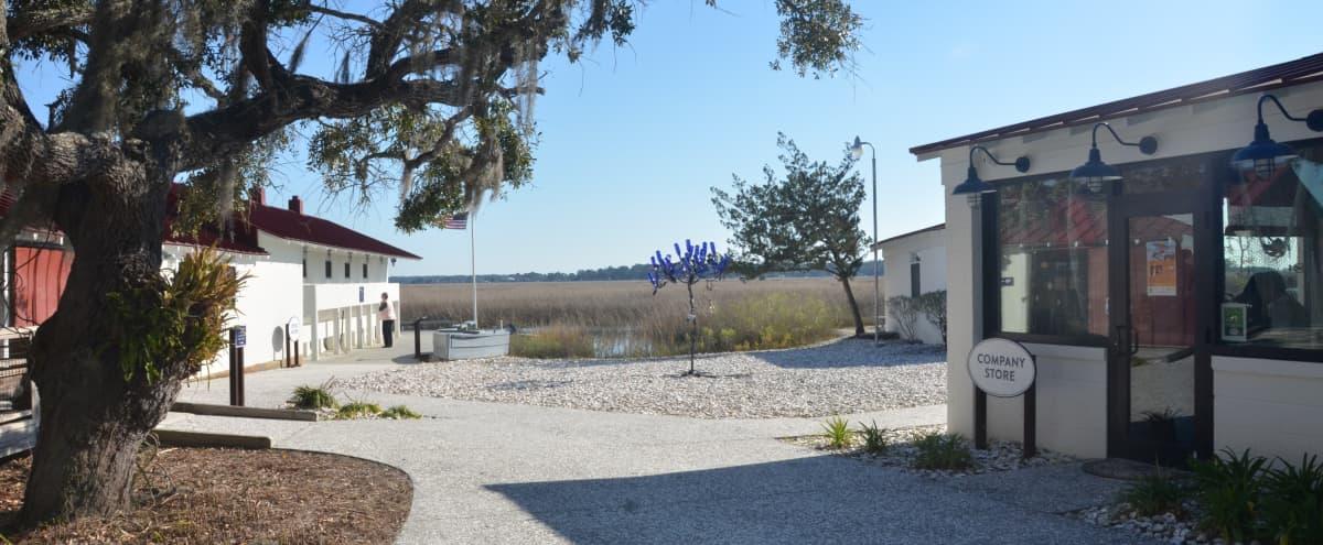 Creek-side Venue in Savannah Hero Image in undefined, Savannah, GA