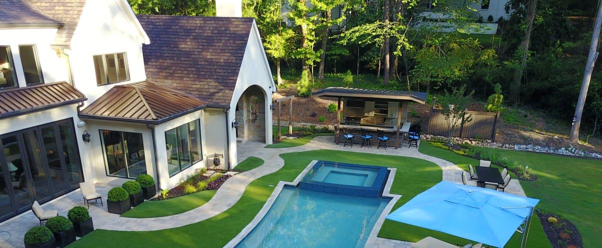 Newly Built Mansion on 3 Acres in Atlanta Hero Image in Buckhead, Atlanta, GA