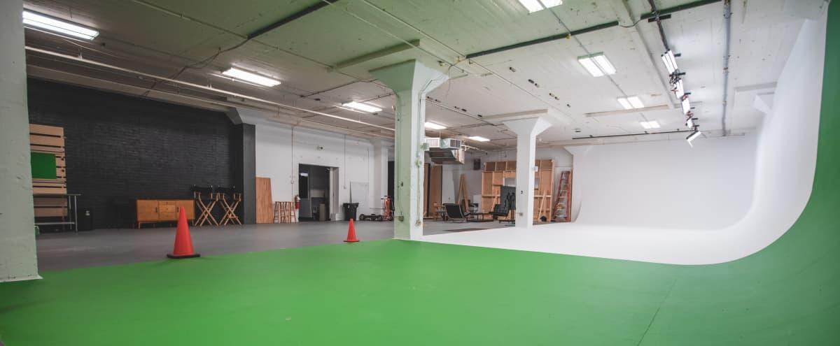 Downtown Industrial Film/Photo Studio in Fort Wayne Hero Image in Bloomingdale, Fort Wayne, IN