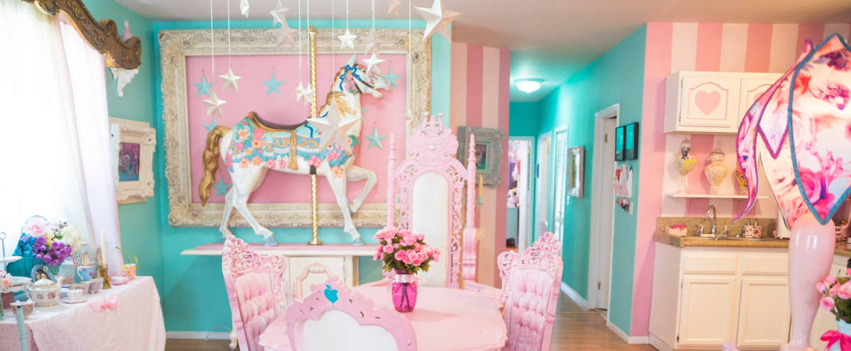 Magical doll house in Los Angeles Hero Image in Hollywood, Los Angeles, CA