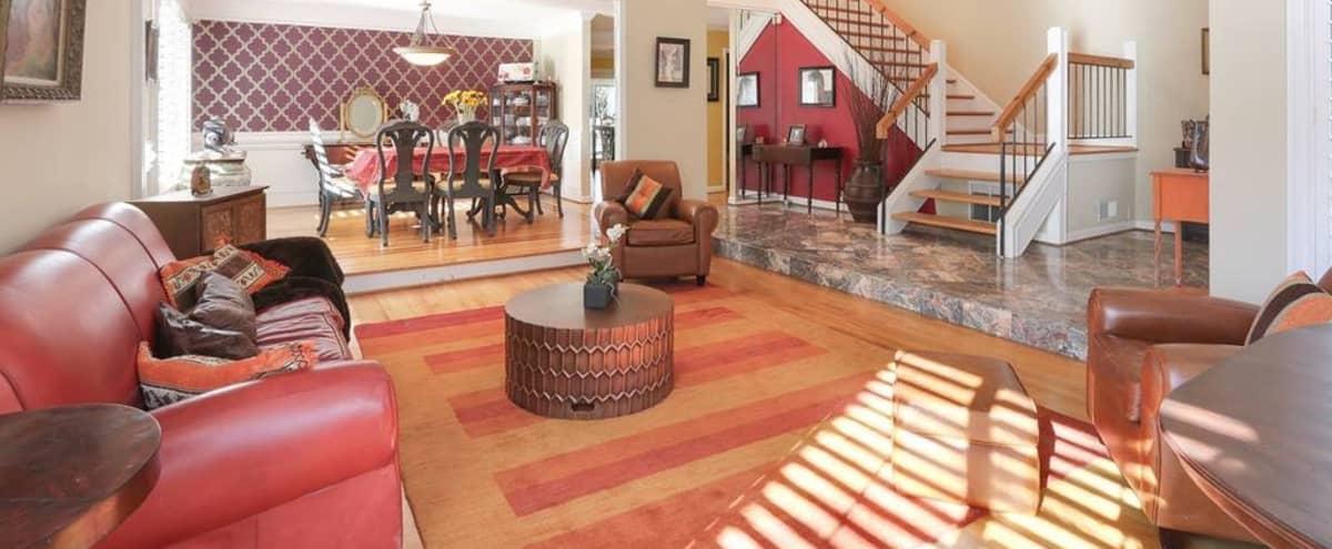 Contemporary Property Bright Open Space - Great Decor in Marietta Hero Image in undefined, Marietta, GA