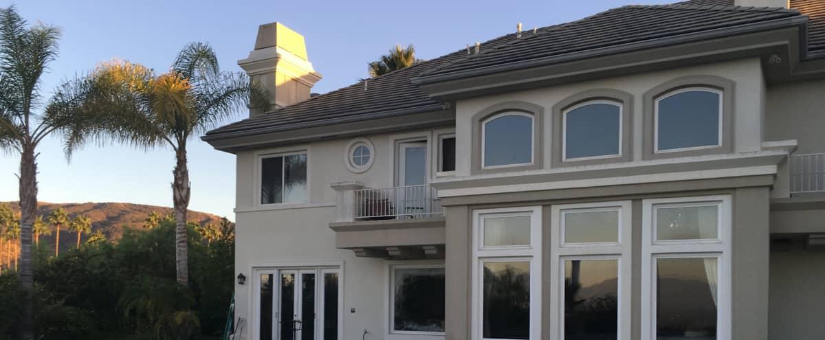 Contemporary Mansion with Spectacular Valley View in Tarzana Hero Image in Tarzana, Tarzana, CA