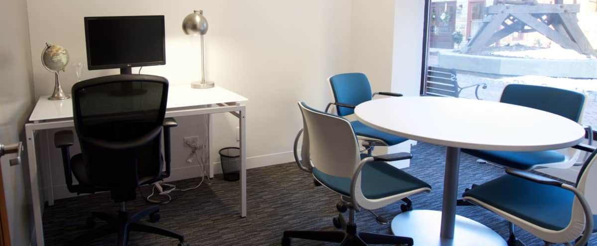 Comfortably Furnished Private Office for 4 in GENEVA Hero Image in undefined, GENEVA, IL