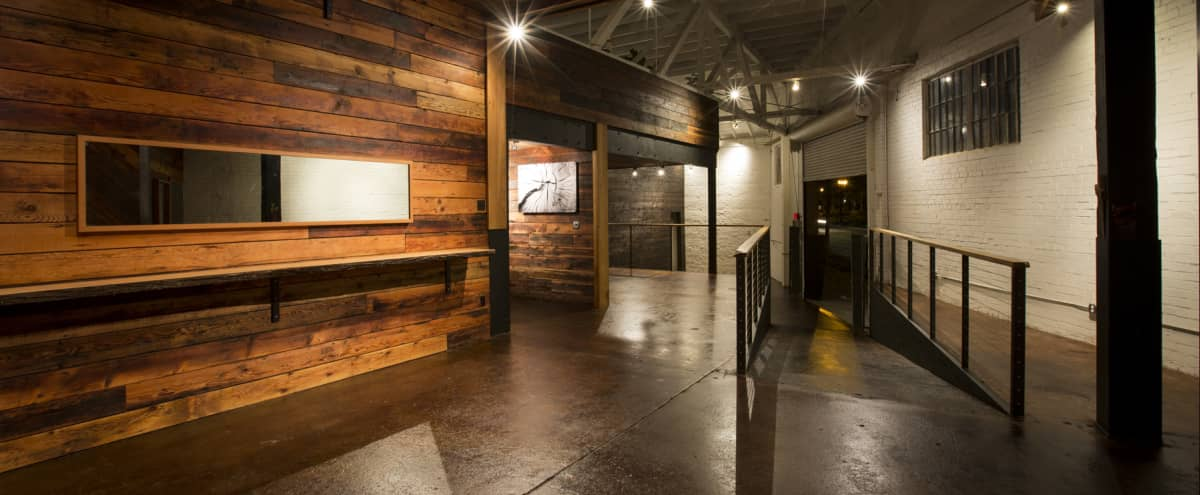 Luxury Production Venue / Designer Furniture / 30' Ceilings / Natural Light / Convenient Location in Oakland Hero Image in West Oakland, Oakland, CA