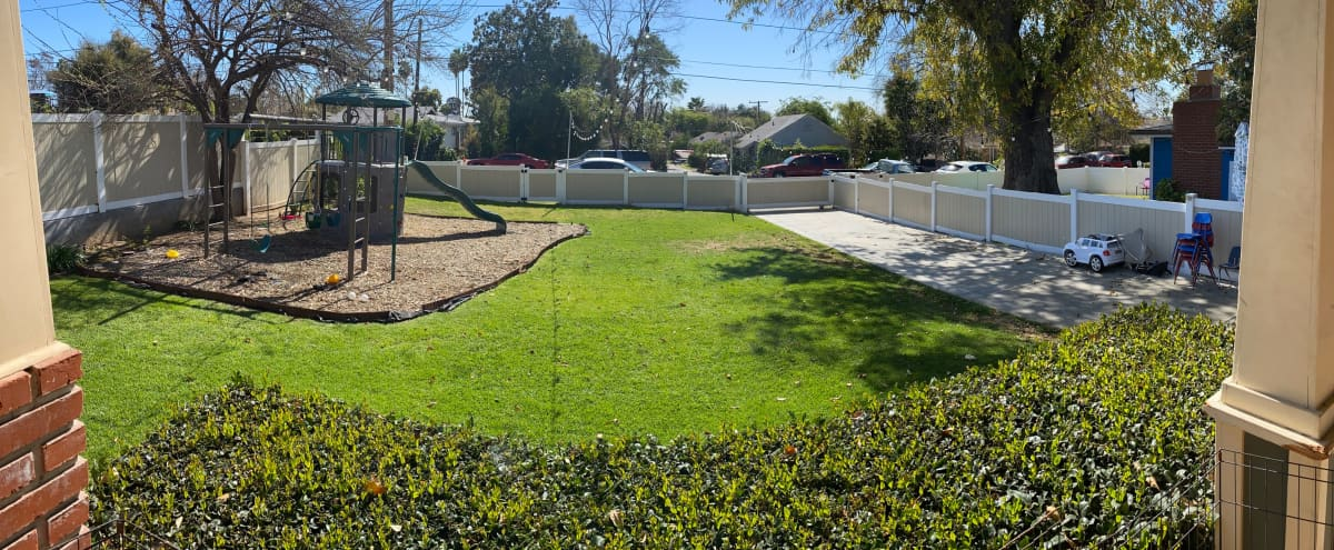 Private Enclosed Playground With A Mountain View in Altadena Hero Image in undefined, Altadena, CA