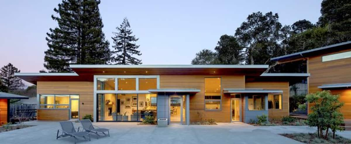Middle Fork Home in Mill Valley (E) in Mill Valley Hero Image in undefined, Mill Valley, CA