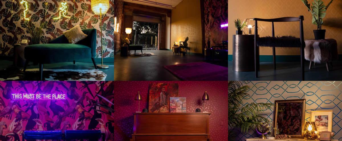 Sexy, Exotic, Neon-Fantasy Photo and Video Studio in Los Angeles Hero Image in Downtown Los Angeles, Los Angeles, CA