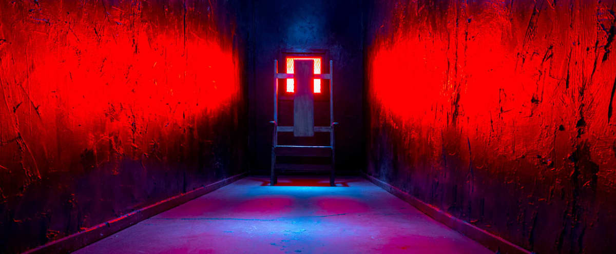 Urban Black Hallway in Los Angeles Hero Image in Central LA, Los Angeles, CA