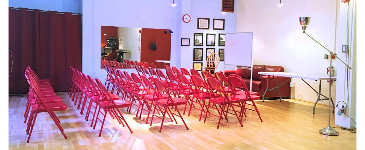 OFF SITE - BEAUTIFUL MEETING SPACE WITH EVERYTHING YOU NEED! in Seattle Hero Image in Downtown, Seattle, WA