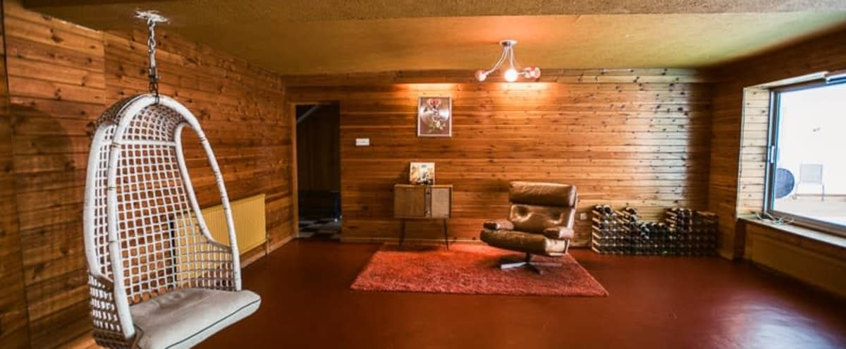 Production   Retro House With Indoor Swimming Pool in London Hero Image in Streatham, London,