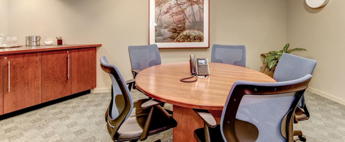 Meeting Room for 5 in Rosslyn in Arlington Hero Image in North Rosslyn, Arlington, VA