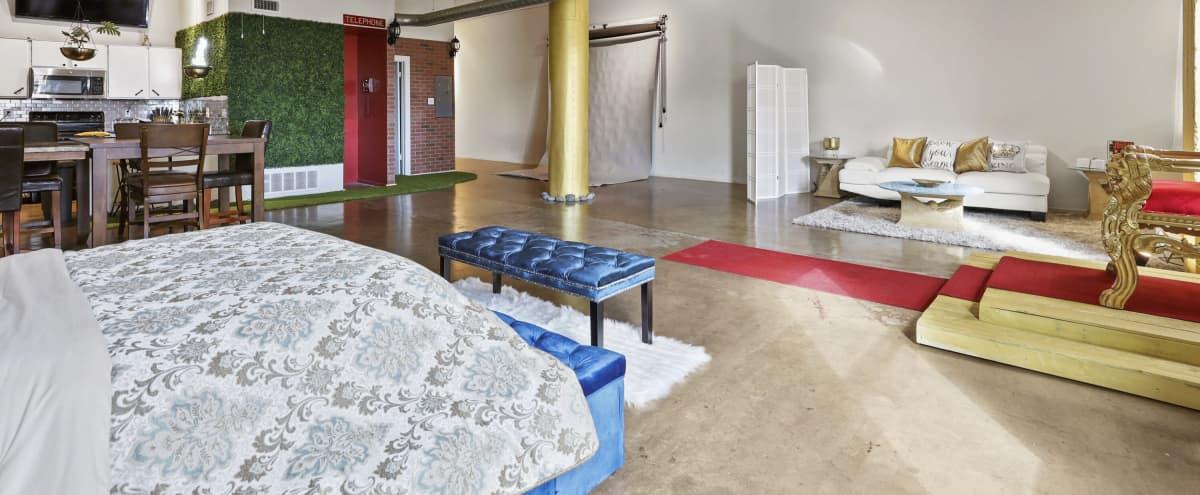 Downtown Royalty Loft perfect for paramount photo/film shoot in Dallas Hero Image in Deep Ellum, Dallas, TX