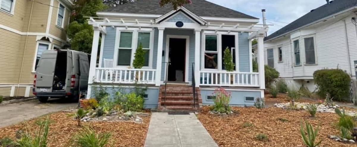 Charming Victorian Cottage home productions commercial feature films in Petaluma Hero Image in undefined, Petaluma, CA