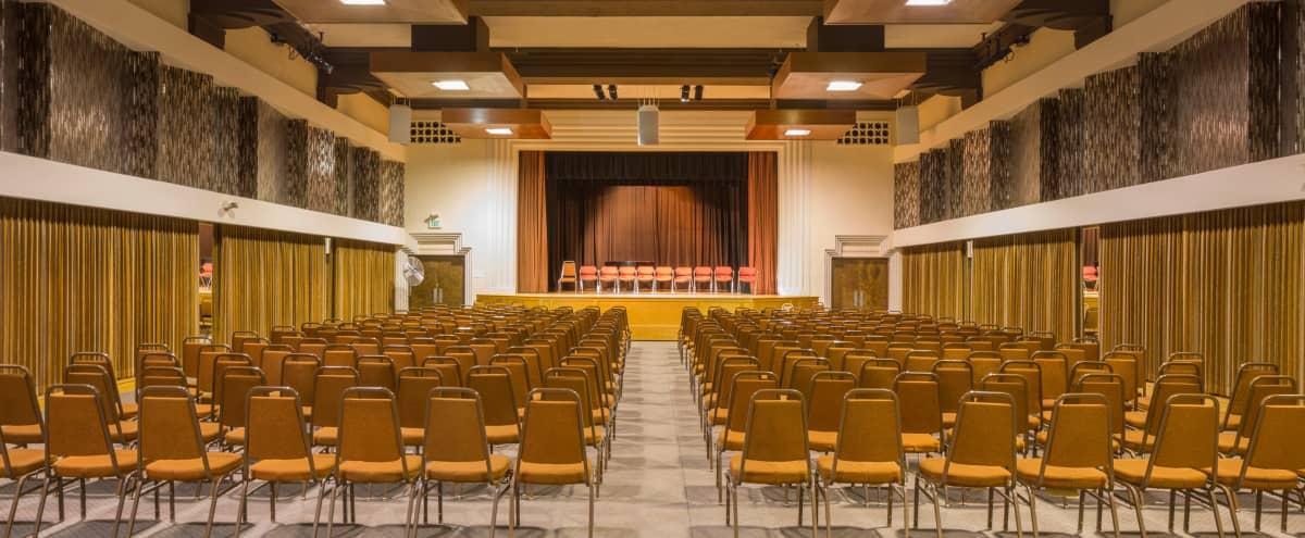 Unique Art Deco Auditorium | Special Events Center in San Francisco Hero Image in Mission Dolores, San Francisco, CA