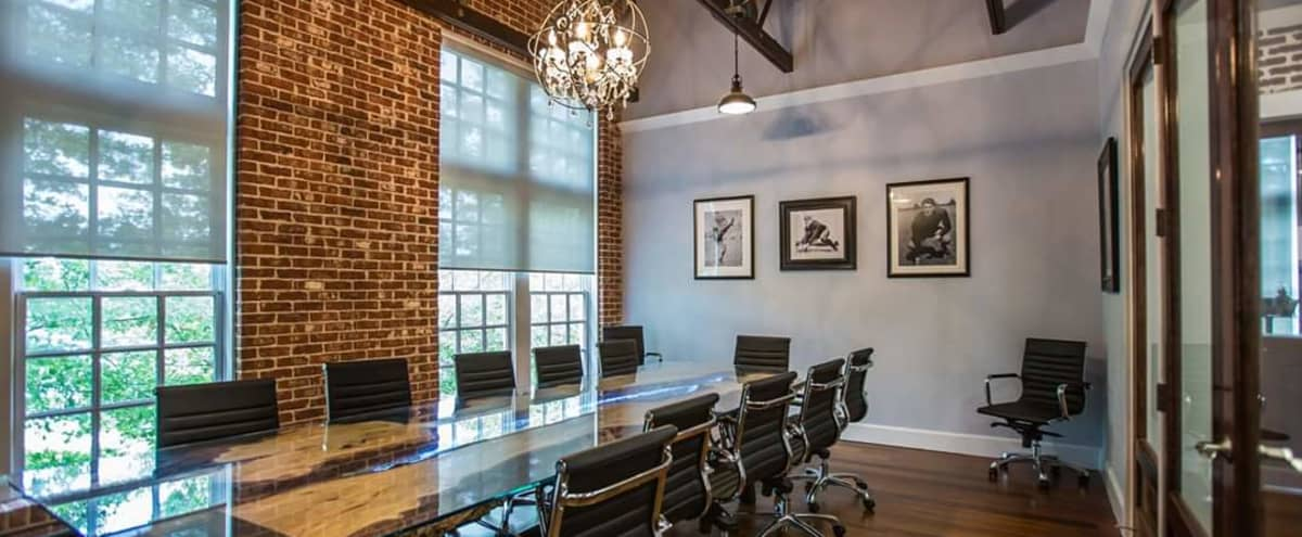 Stunning Meeting Room for Filmed Interviews or Office Related Shoots in Acworth Hero Image in undefined, Acworth, GA