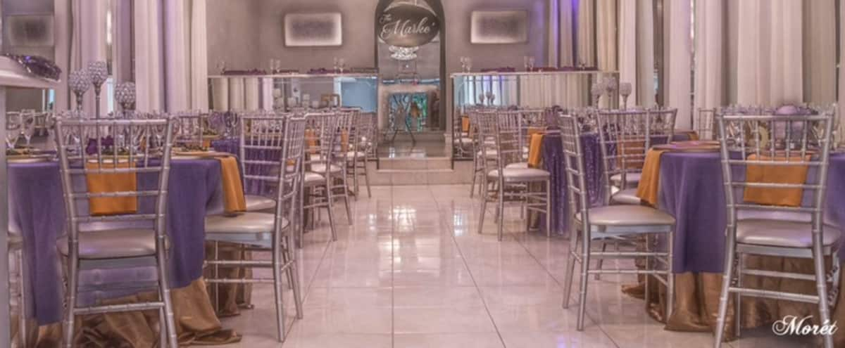Midtown Contemporary Classic and Intimate Event Space with Skyline View. in Atlanta Hero Image in Midtown, Atlanta, GA
