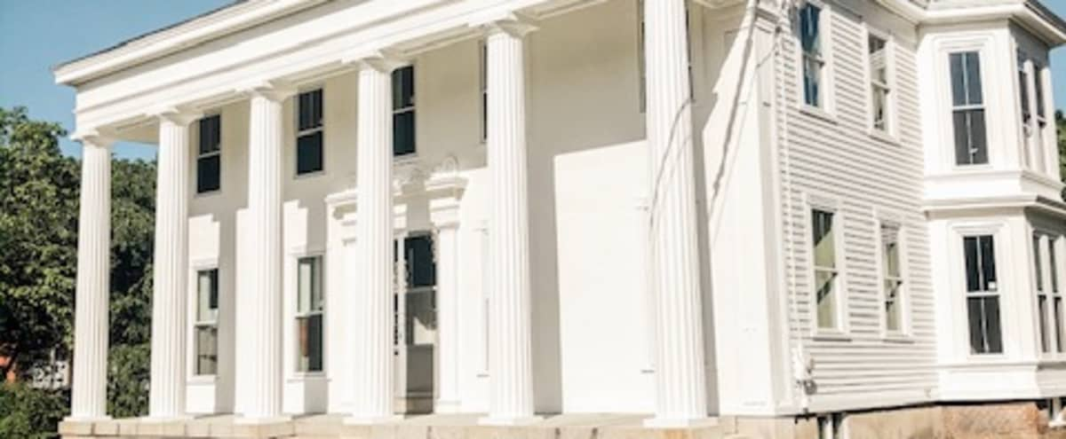1830's Charming Greek Colonial Mansion in Millville Hero Image in undefined, Millville, MA