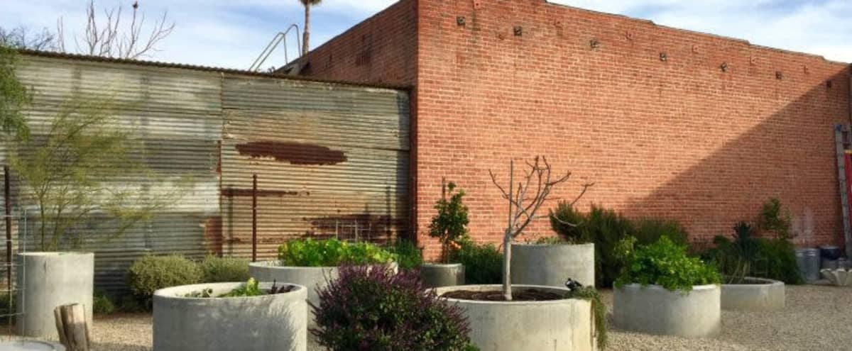 Mid City Event & Photography Space with Huge Outdoor Area in Los Angeles Hero Image in Central LA, Los Angeles, CA