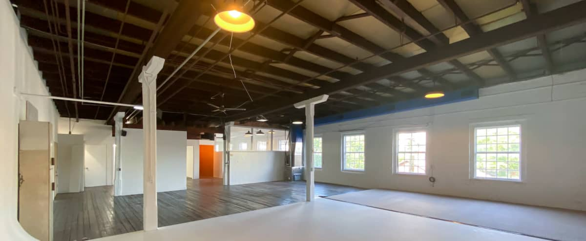 Midtown Studio Loft with Exposed Brick and Nature Light in Atlanta Hero Image in Blandtown, Atlanta, GA