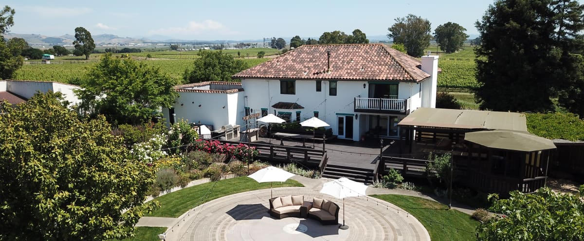 INCREDIBLE LUXURY NAPA VALLEY WINERY HOME in Napa Hero Image in undefined, Napa, CA