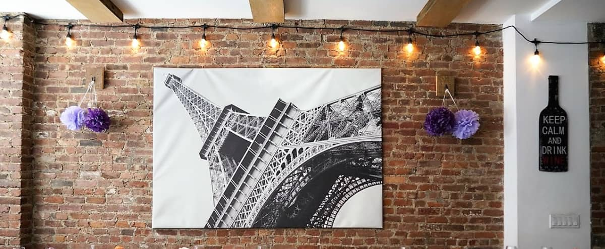 Trendy French Restaurant in Vibrant Neighborhood (Price Varies) in New York Hero Image in Lower Manhattan, New York, NY