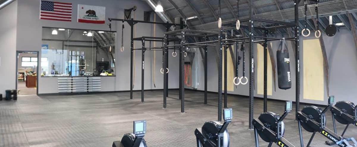 Spacious Hangar/Premier Fitness Facility in Playa Vista in Culver City Hero Image in Westchester, Culver City, CA