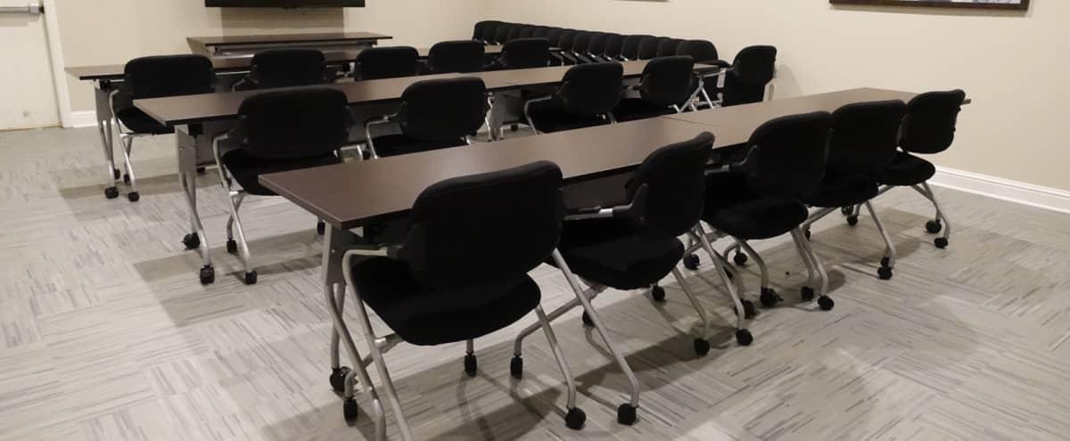 Classroom Meeting Room for Presentations in Santa Clara Hero Image in undefined, Santa Clara, CA