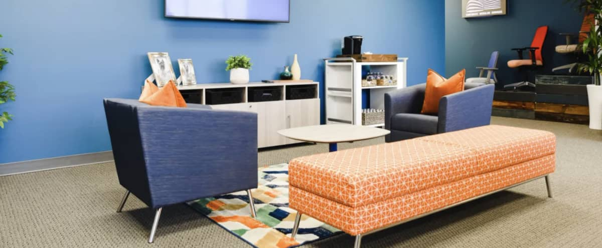 Clean and Colorful Office Space in Orange Hero Image in undefined, Orange, CA