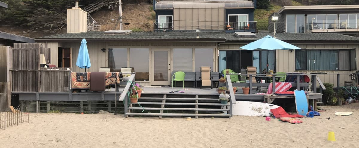 Beach Home on the Sand with Beautiful Ocean View! in Aptos Hero Image in undefined, Aptos, CA