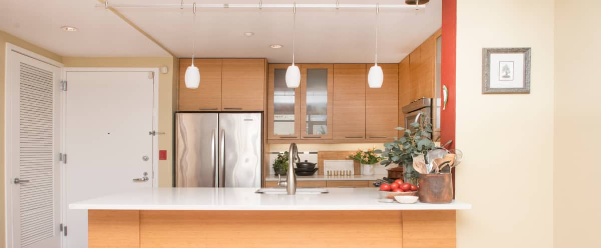 Full Kitchen/Dining Area + Natural Daylight Outdoor Space for Food Photo Shoots. in Brooklyn Hero Image in Gowanus, Brooklyn, NY