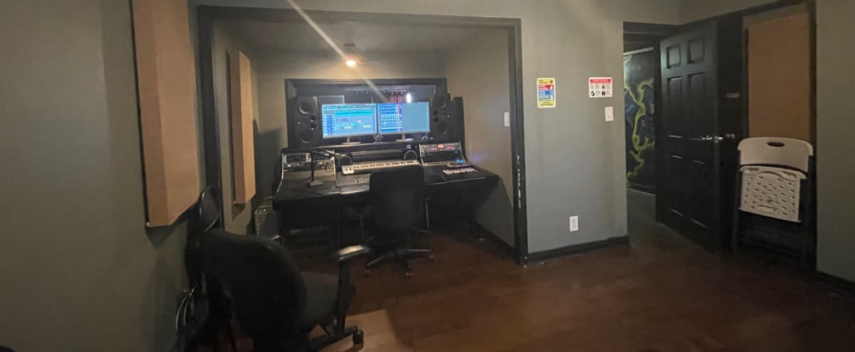 Recording Studio Available for Filming and Other Events in Montebello Hero Image in South Montebello, Montebello, CA
