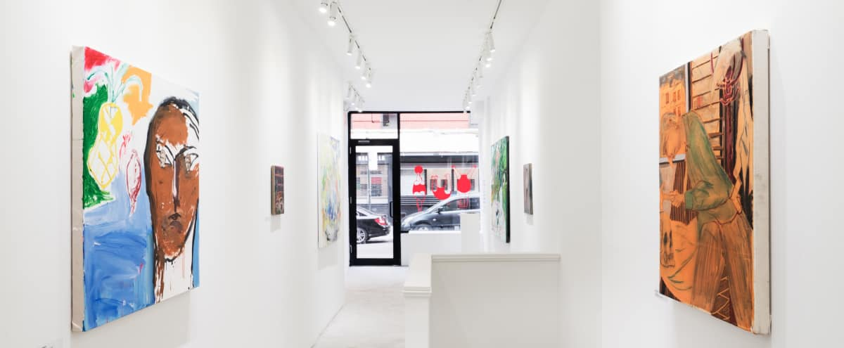 LES Sunny Storefront Gallery. Pop Up and Retail. in New York Hero Image in Lower Manhattan, New York, NY