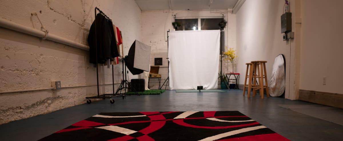 Photo/Video Studio in Seattle Hero Image in Pike/Pine, Seattle, WA