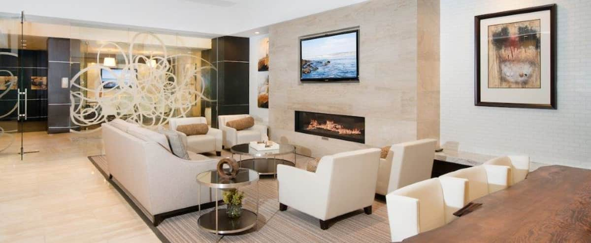 Beautiful Club Room Event Lounge in the East Village in San Deigo Hero Image in Downtown, San Deigo, CA