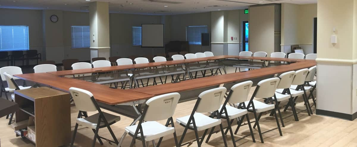Spacious, Bright, and Welcoming Multipurpose Meeting Center With Kitchen and Lounge in Seattle Hero Image in Rainier Valley, Seattle, WA
