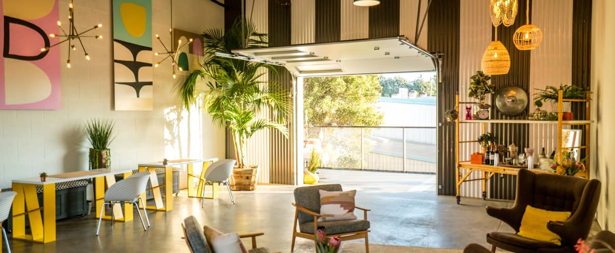 Modern & Industrial Event Studio in La Mesa in La Mesa Hero Image in undefined, La Mesa, CA