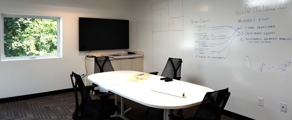Modern Conference Room in Cambridge in Cambridge Hero Image in Observatory Hill, Cambridge, MA
