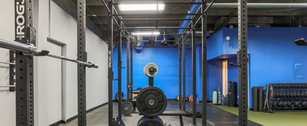 Bright Spacious Fitness Studio in Atlanta Hero Image in Bolton, Atlanta, GA