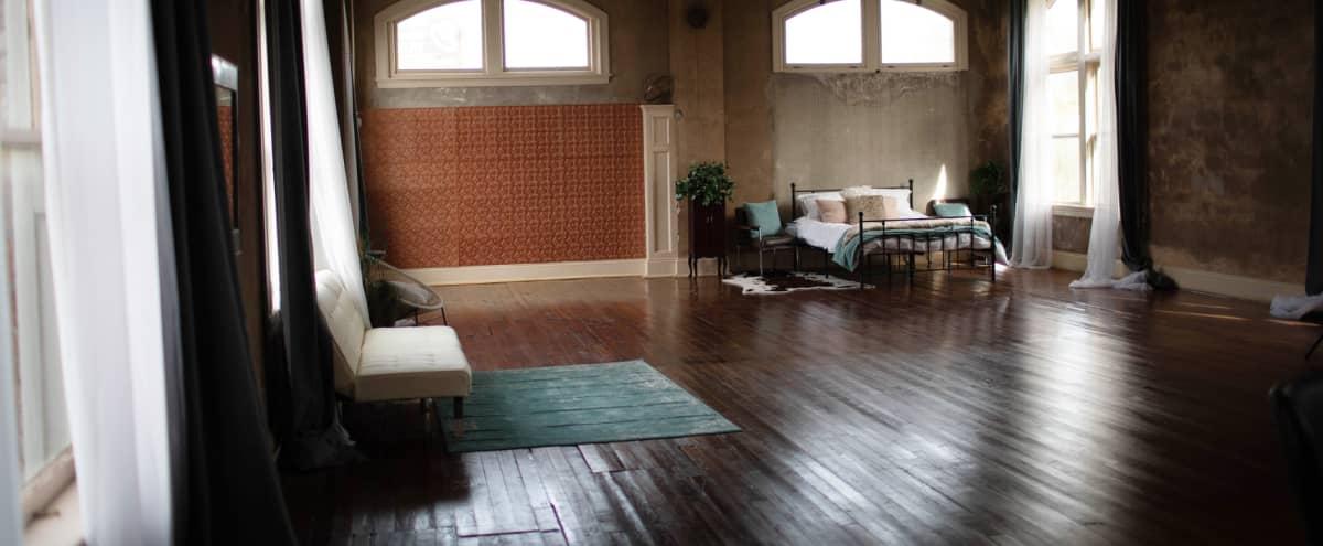 Historic loft style studio in GAINESVILLE Hero Image in undefined, GAINESVILLE, GA