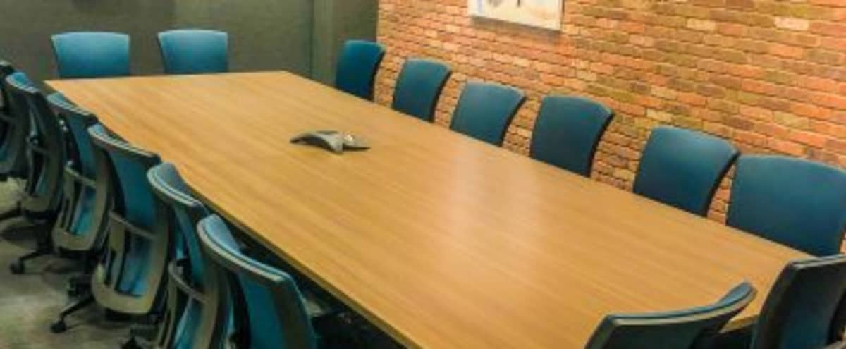 Fully Equipped Boardroom for 16 in Charlotte Hero Image in undefined, Charlotte, NC